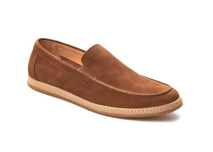 Мокасины мужские El Tempo CRM116_RM9302YC-2, коричневый