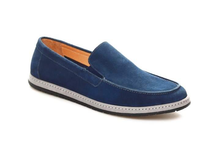 Мокасины мужские El Tempo CRM116_RM9302YC-2 синие 44 EU