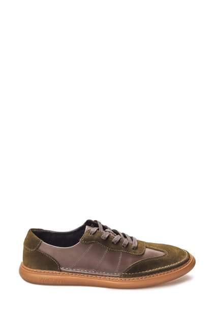 Полуботинки мужские El Tempo CRM118_RM933YC-1 коричневые 42 EU