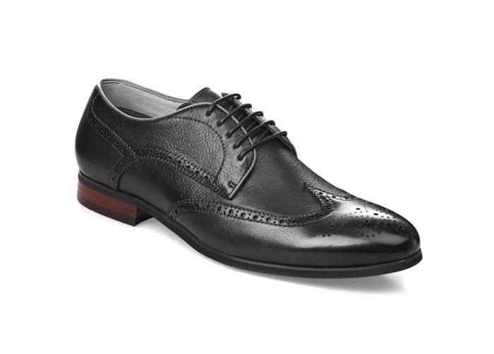 Туфли мужские El Tempo CRP91_RYDC080-1G черные 41 EU