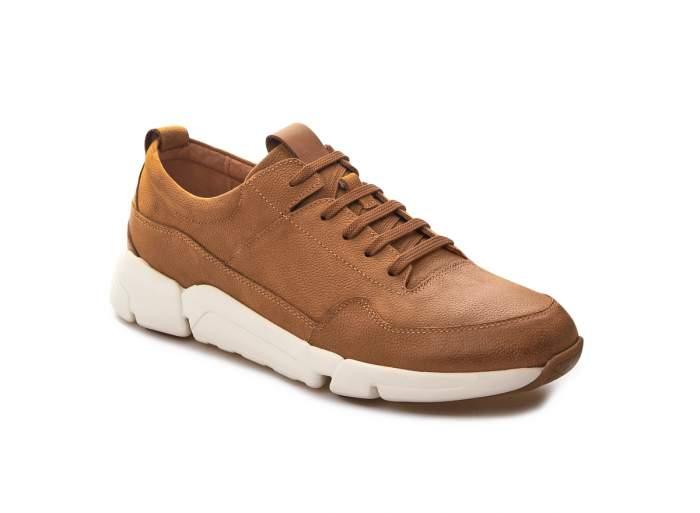 Кроссовки мужские El Tempo CRR27_0617A-1 коричневые 39 EU