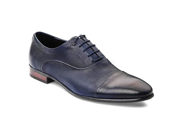 Туфли мужские El Tempo CVD7_A0073-204-553 синие 39 EU