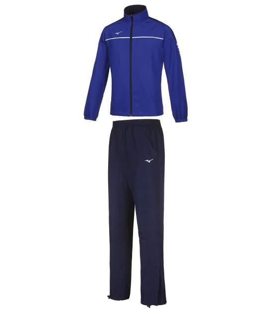 Спортивный костюм мужской Mizuno синий L