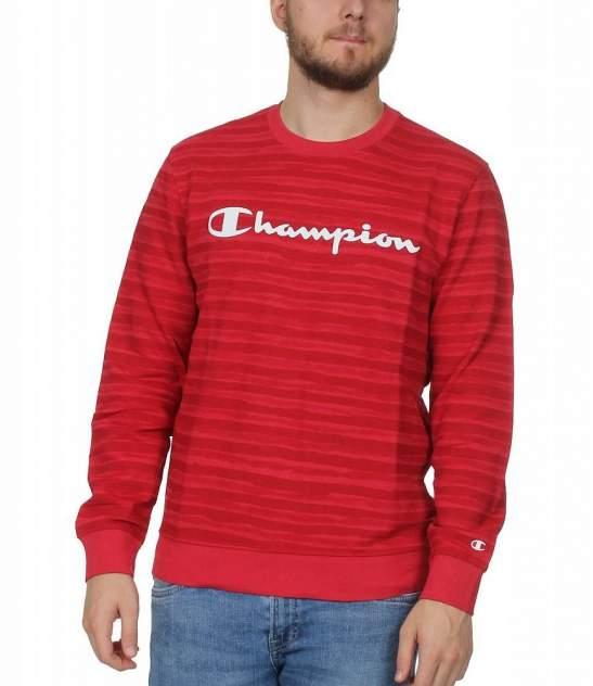 Толстовка мужская Champion 212682, красный
