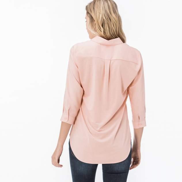 Рубашка женская Lacoste CF081212E розовая 38