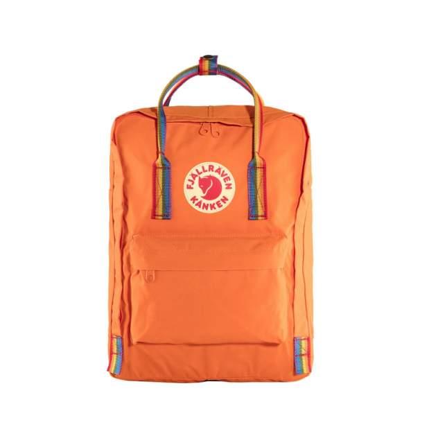 Рюкзак унисекс FjallRaven 23620 оранжевый