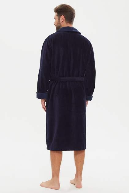 Домашний халат мужской Peche Monnaie Energy синий L