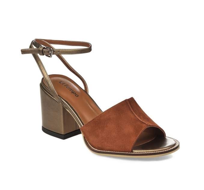 Женские босоножки El Tempo SWB15_G1045-A9503, коричневый
