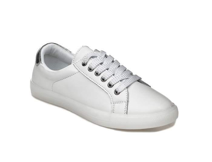 Кеды женские El Tempo FL18_SH001-01 белые 36 EU