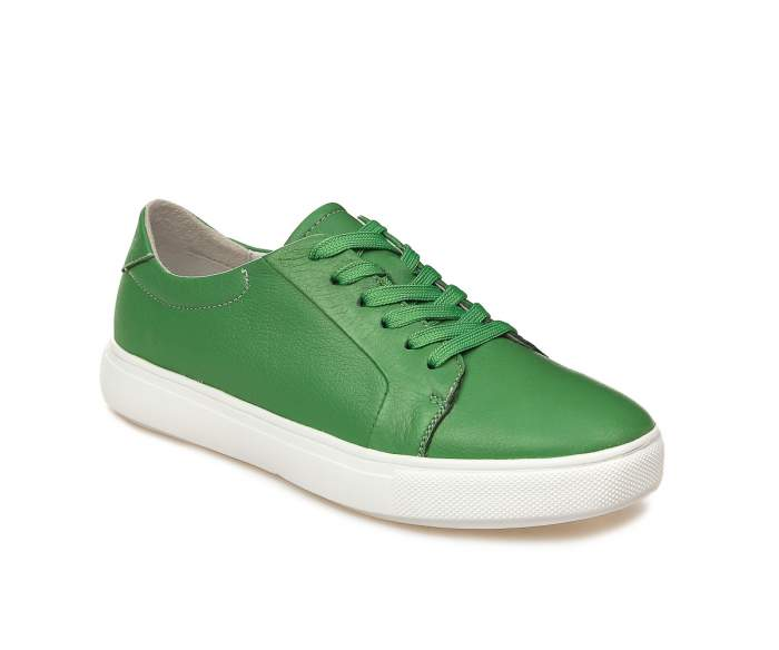 Кеды женские El Tempo FL8_E6005 зеленые 37 EU
