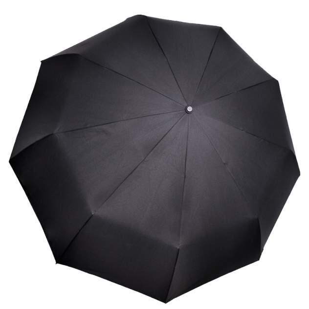 Зонт складной мужской автоматический Три Слона 909-0718-01 черный