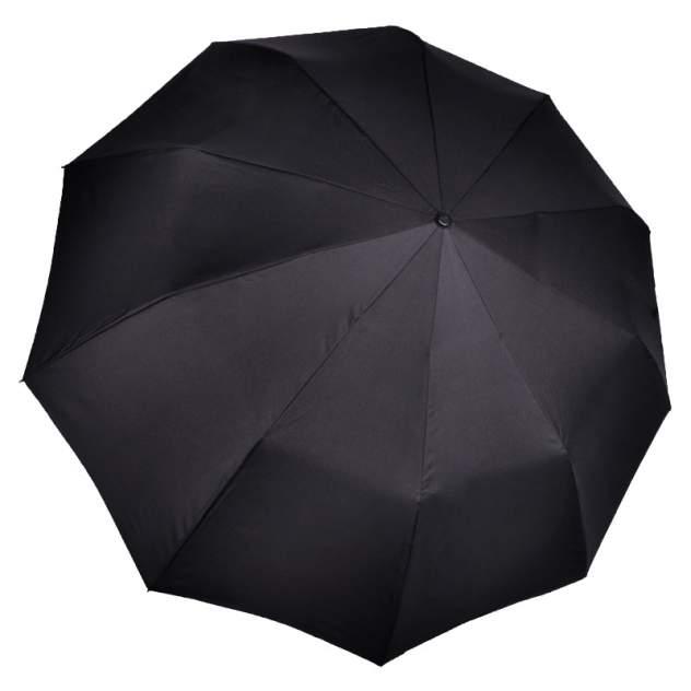 Зонт складной мужской автоматический Три Слона 510-L-0718-01 черный