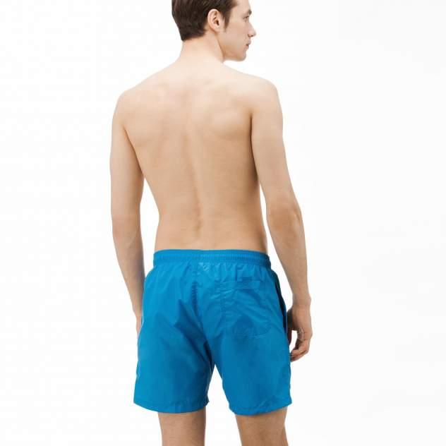 Шорты для плавания мужские Lacoste MH090505M голубые L
