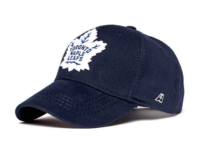 Бейсболка Atributika&Club Торонто Мейпл Лифс 28164 синяя
