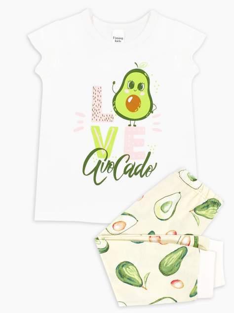 Пижама Авокадо Веселый малыш 311170 р.110