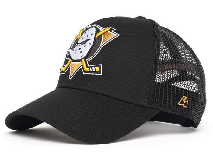 Бейсболка Atributika&Club Анахайм Дакс 31075 черная