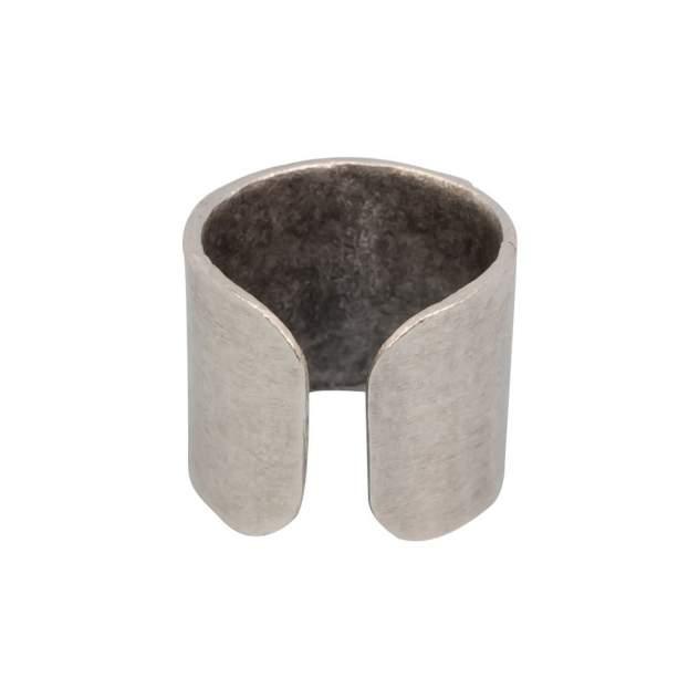 Кольцо бижутерное Металл OTOKODESIGN 53569 серебристое р.OS