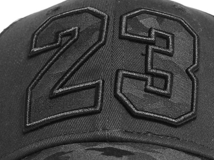 Бейсболка Atributika&Club 206106, 55-58 см, black