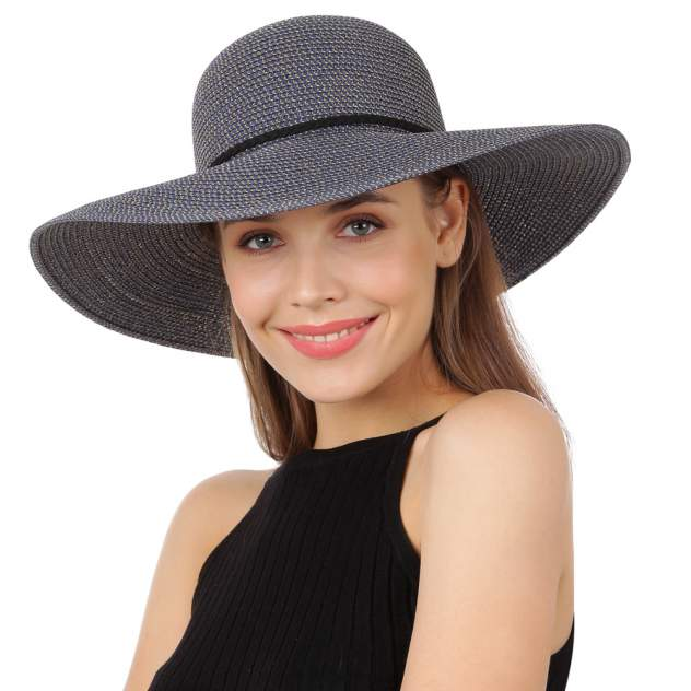 Шляпа женская FABRETTI P23 синяя