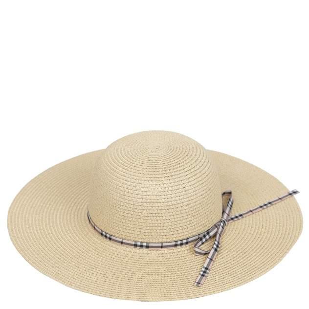 Шляпа женская FABRETTI P18 бежевая