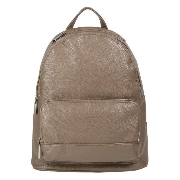 Рюкзак женский JANE'S STORY DF-G035 коричневый