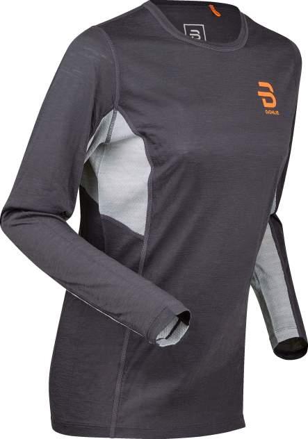 Лонгслив Bjorn Daehlie Training Wool For Women, серый