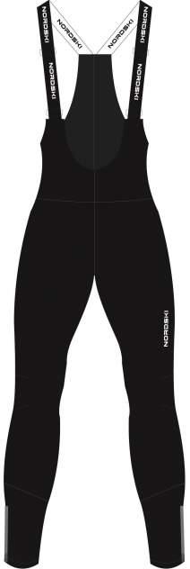 Спортивный комбинезон мужской NordSki Active M, черный