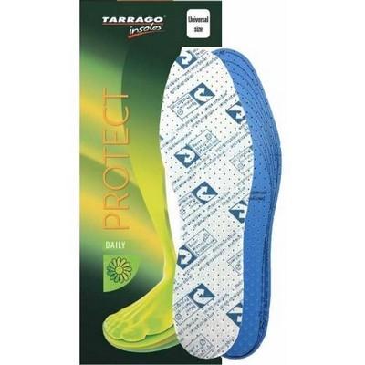 Стельки для обуви TARRAGO PROTECT антибактерицидные безразмерные