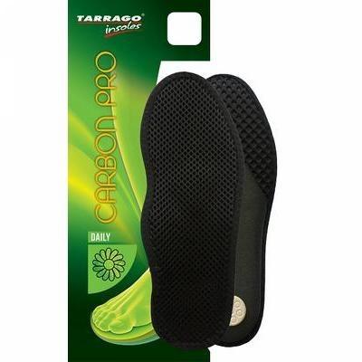 Стельки для обуви TARRAGO Carbon Pro анатомические р.37-38