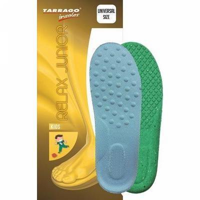 Стельки для обуви детские TARRAGO RELAX JUNIOR универсального размера