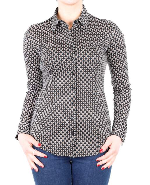 Женская рубашка Enrico beleno GD30300044, черный