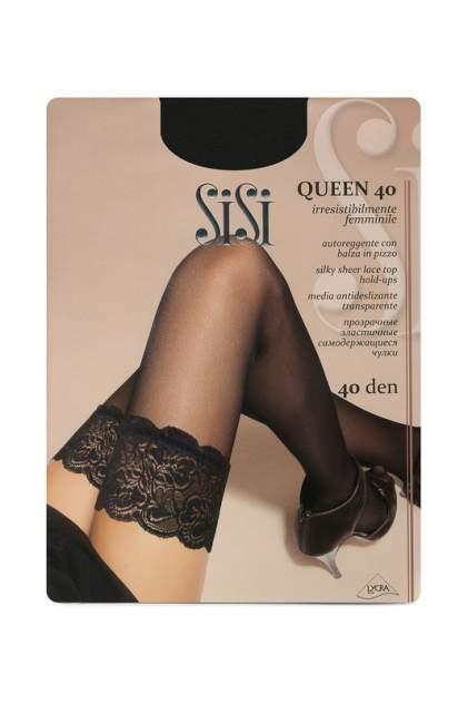Чулки женские Sisi 80SISI черные 4