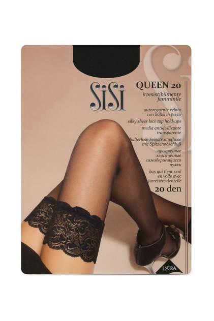 Чулки женские Sisi 90SISI черные 3
