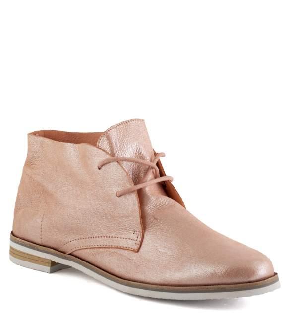 Ботинки женские Caprice 9-9-25100-20-650 розовые 39 RU