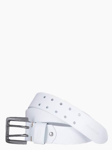 Ремень мужской Dairos GD22500241/130 белый 130 см