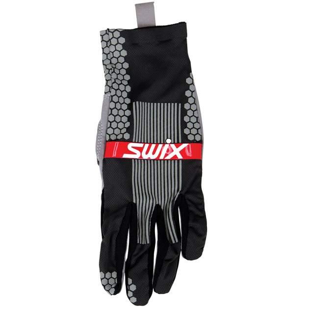 Лыжные перчатки Carbon H0300/12400 темно-серый 11