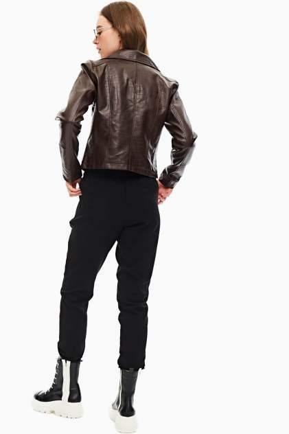 Куртка женская b.young 808800 коричневая 34 EU