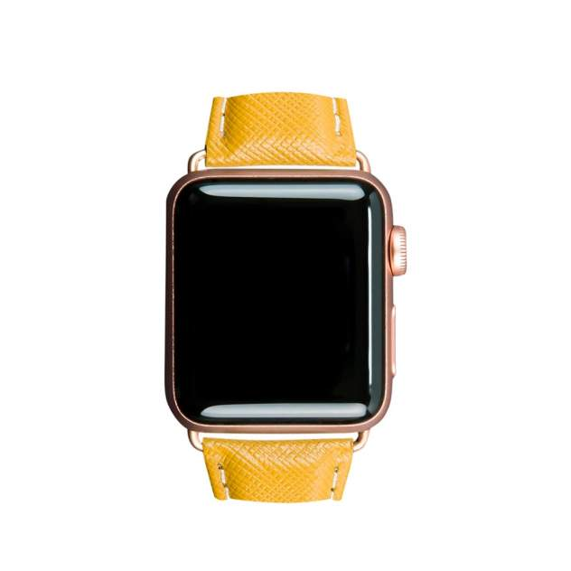 Ремешок для часов MODI Madrid AW38DEAM5198 Watch Strap 38/40mm янтарный