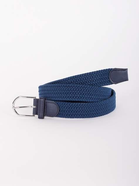 Ремень унисекс DAIROS GD22500309 темно-синий, 112,5 см
