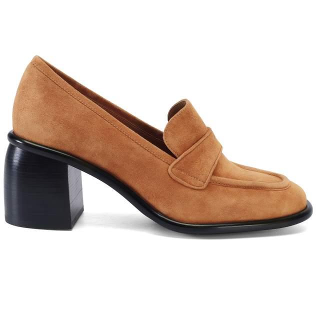Туфли женские ALLA PUGACHOVA AP9090-01-21L_2, желтый