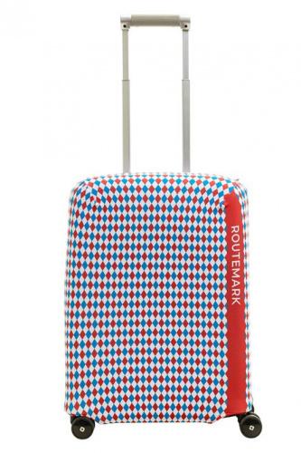 Чехол для чемодана Routemark Dichrome, разноцветный