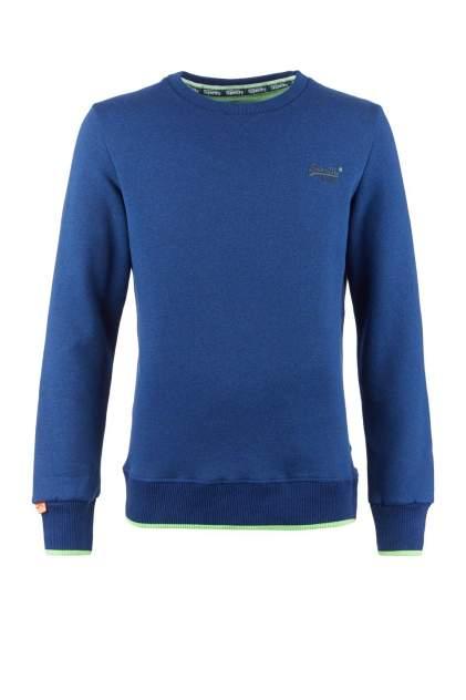 Свитшот мужской Superdry M20106AT синий L INT