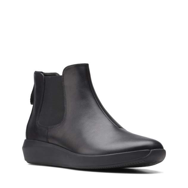 Ботинки женские Clarks Tawnia Mid 26152372, черный