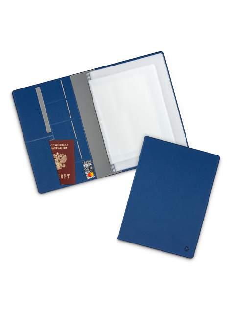 Органайзер для семейных документов А4 Flexpocket синий