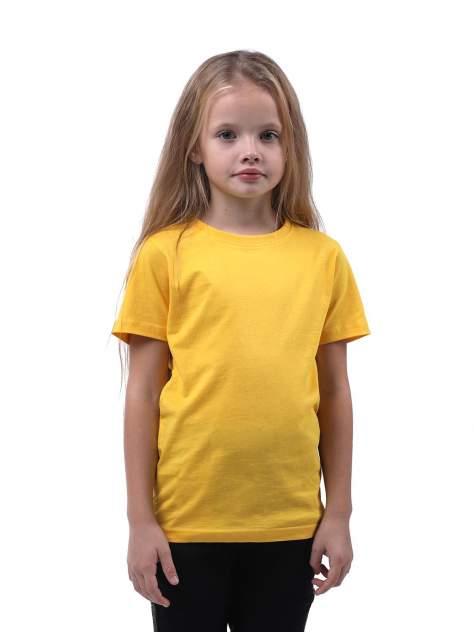 Футболка детская Sergio Dallini, цв.желтый