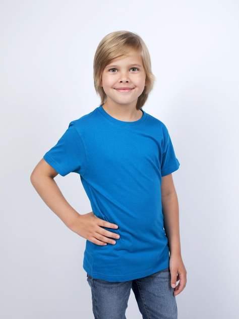 Футболка детская Sergio Dallini, цв.бирюзовый