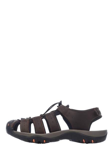 Сандалии мужские Propet MSV002LBRNX коричневые 14 US