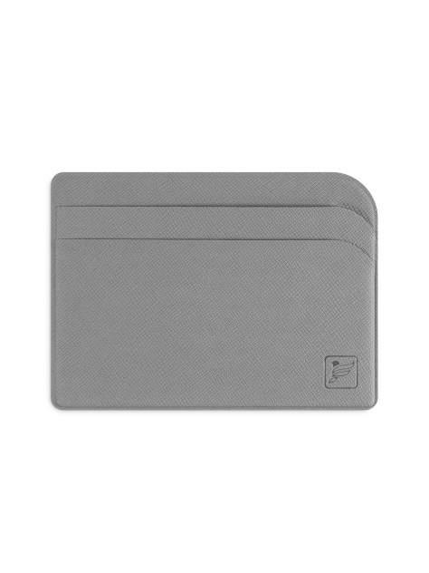 Кредитница/футляр для пластиковых карт Flexpocket светло-серый