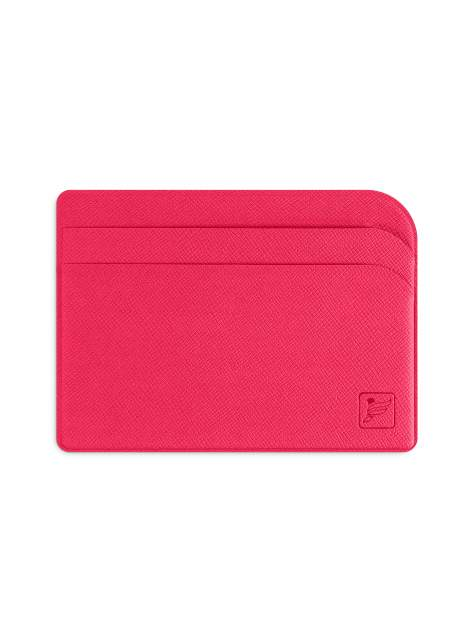 Кредитница/футляр для пластиковых карт Flexpocket малиновый