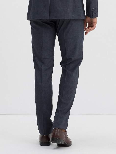 Классические брюки мужские Marc De Cler B-Prius 24869 Grey-188 серые 50 RU